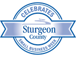 Sturgeon County Celebrates Small Business Week 2020