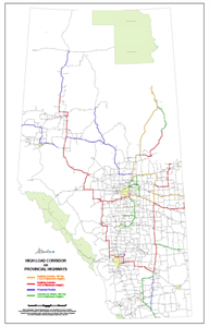 Study Recommends $1.6B in Improvements to Alberta High Load Corridor