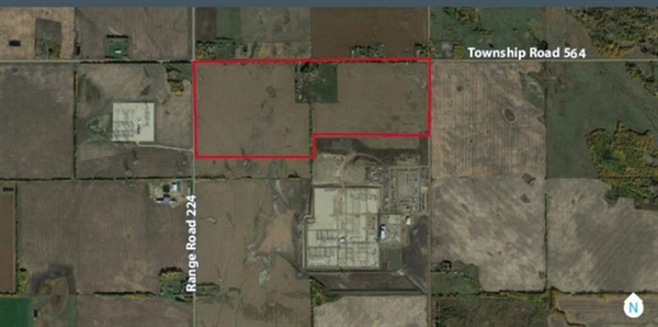 Sturgeon County Heavy Industrial Lands